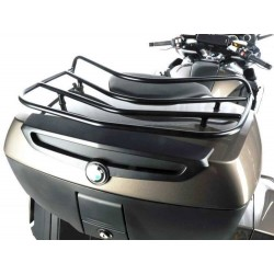 Wunderlich Black top case luggage rack reling BMW K1600GT GTL