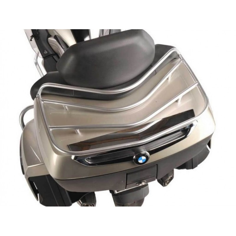 Wunderlich Chrome top case luggage rack reling BMW K1600GT GTL