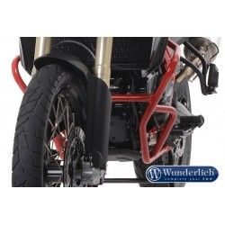 Krauser Red crash bars BMW F800GS