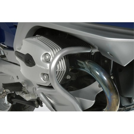 Krauser Silver engine crash bars BMW R1200RT