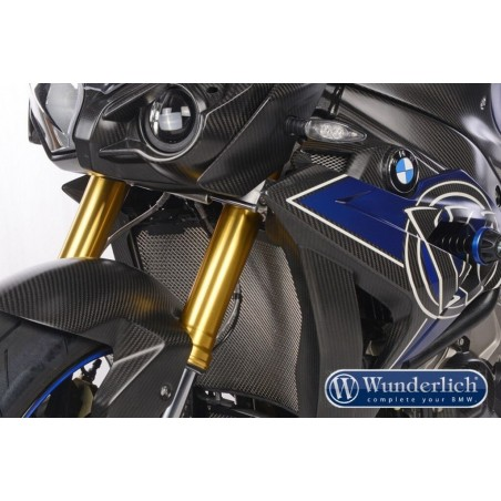 Wunderlich water radiator guard BMW S1000R S1000RR