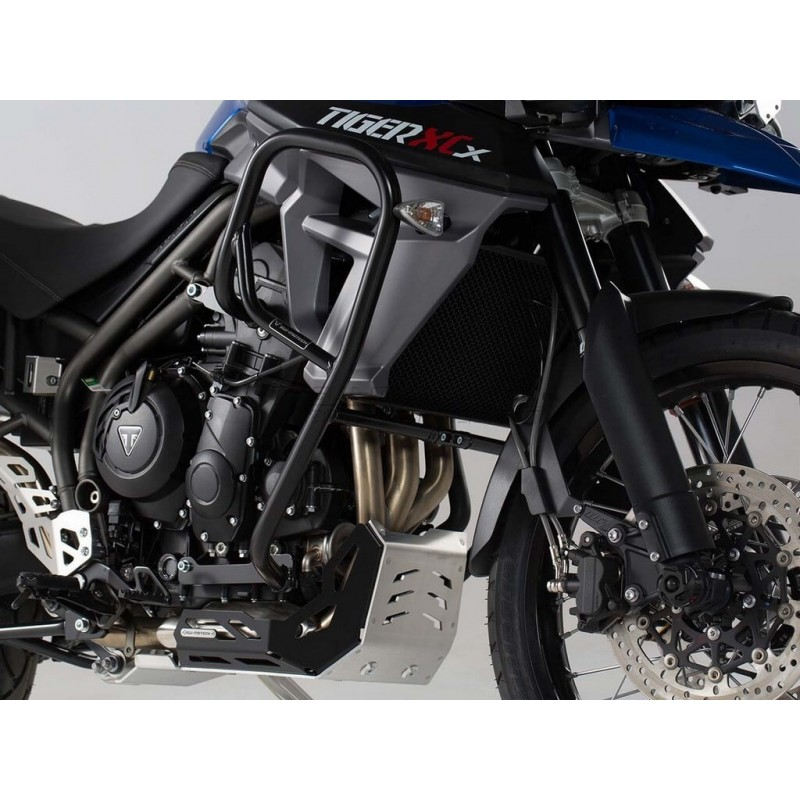 SW-Motech crash bars Triumph 800 Tiger 15-17