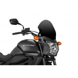 Puig Black windscreen Honda CTX 700 N