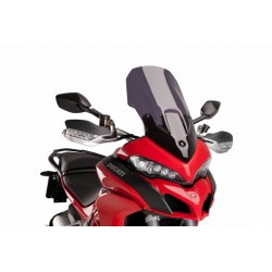 Puig Dark Smoke Touring windscreen Ducati 1200 Multistrada DVT 15-16