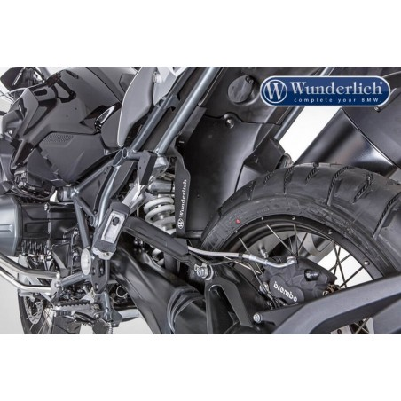 Wunderlich inner fender splash guard BMW R1200GS LC