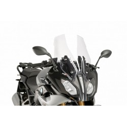 Puig Clear tall touring windscreen BMW R1200RS