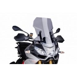 Puig light smoke wind screen Aprilia 1200 Caponord