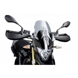 Puig Light Smoke wind screen Aprilia Dorsoduro 750 1200