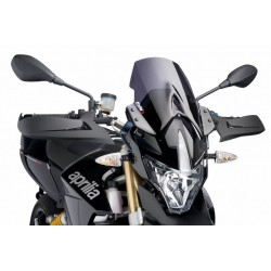 Puig Dark Smoke wind screen Aprilia Dorsoduro 750 1200