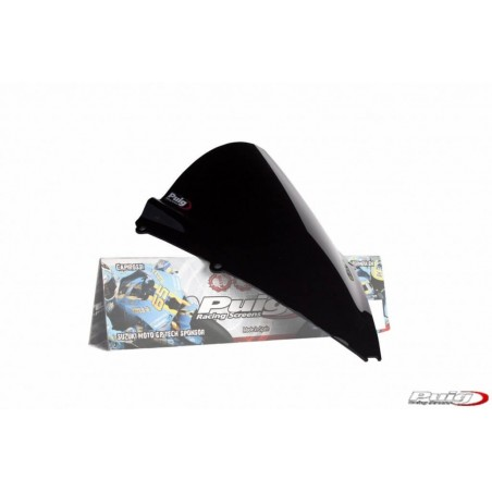 Puig Black Racing wind screen Aprilia RSV4