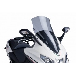 Puig light smoke Touring wind screen Aprilia SRV 850