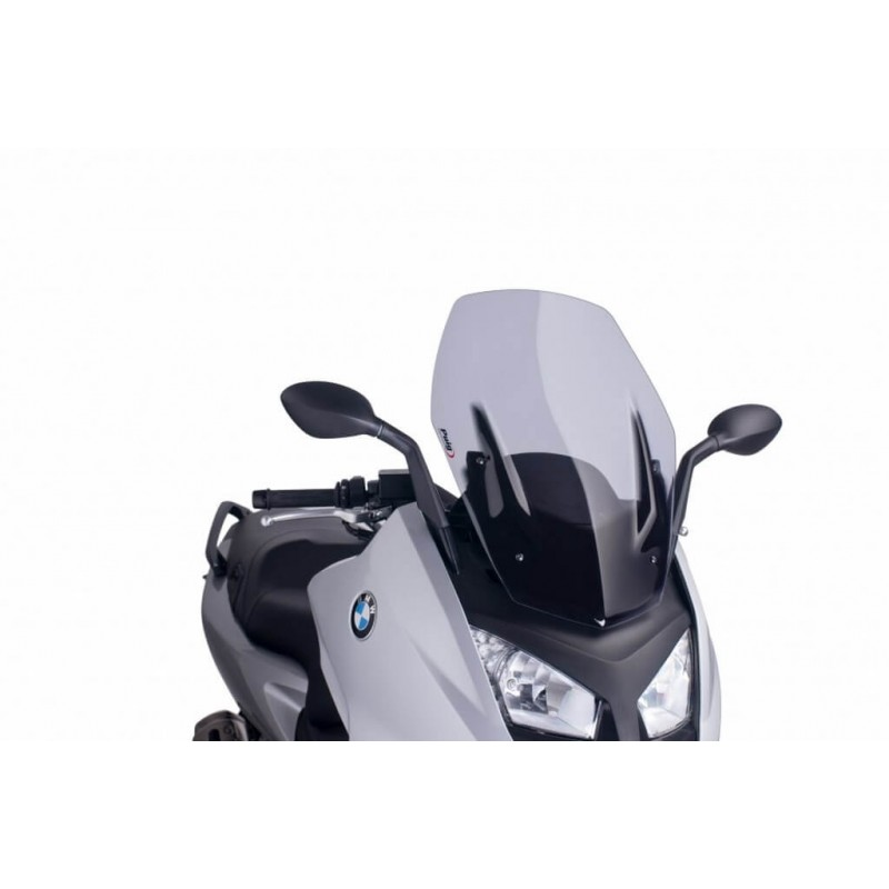 Puig V-Tech Light Smoke wind screen BMW C600 Sport