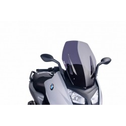 Puig V-Tech Dark Smoke wind screen BMW C600 Sport
