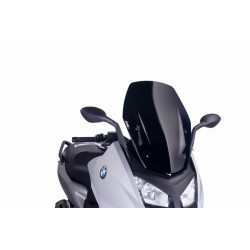 Puig V-Tech Black wind screen BMW C600 Sport