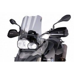 Puig Light Smoke Touring wind screen BMW F650GS
