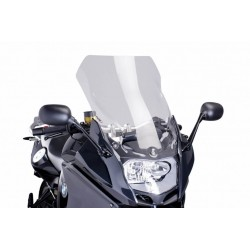 Puig Light Smoke Touring wind screen BMW F800GT