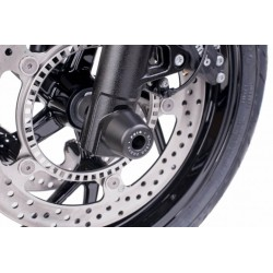 Puig fork axle sliders BMW F800R