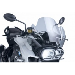 Puig Light Smoke wind screen BMW K1300R