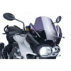 Puig Dark Smoke wind screen BMW K1300R