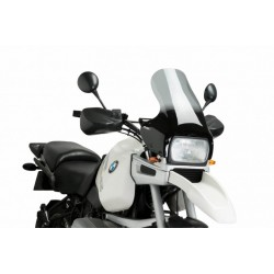 Puig Light Smoke Touring windscreen BMW R1100GS