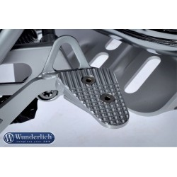 Wunderlich brake pedal enlarger BMW R1150GS