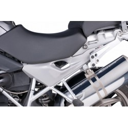 Puig Grey side panels BMW R1200GS
