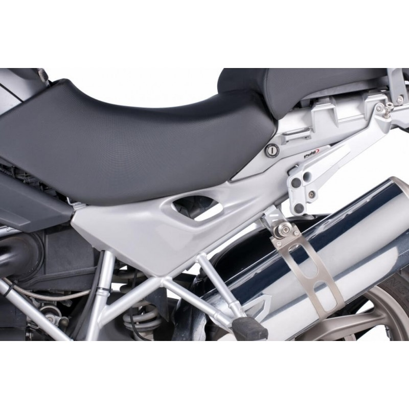 Puig Grey side panels BMW R1200GS LC