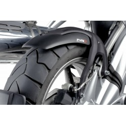 Puig Black rear hugger mudguard BMW R1200GS