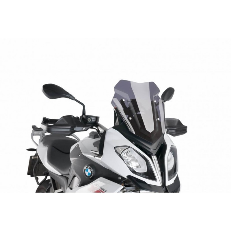 Puig Dark Smoke Racing windscreen BMW S1000XR -19
