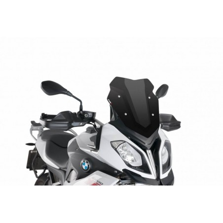 Puig Black Racing windscreen BMW S1000XR -19