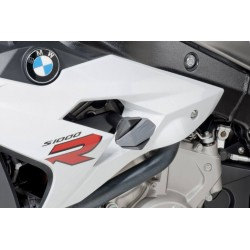 Puig Black R12 frame sliders BMW S1000R