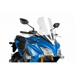 Puig Clear Touring wind screen Suzuki GSX-S 1000 F