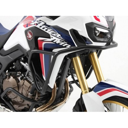 Hepco & Becker Black tank crash bars Honda CRF1000L Africa Twin