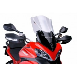 Puig Light Smoke Touring windscreen Ducati 1200 Multistrada 10-12