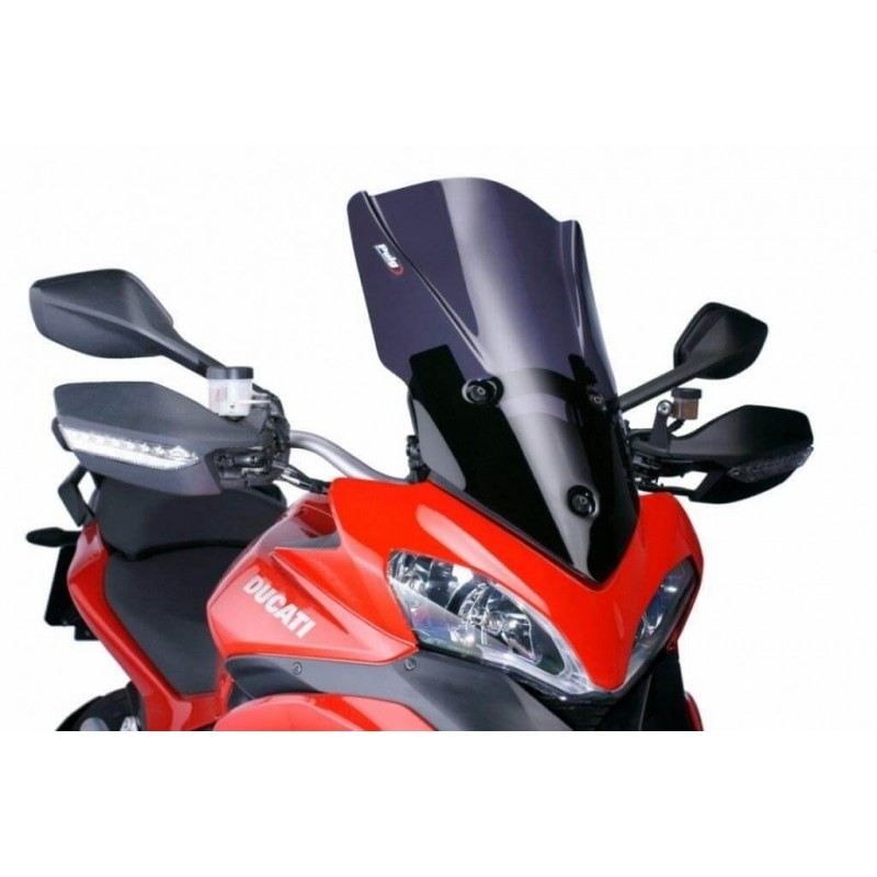 Puig Dak Smoke Touring windscreen Ducati 1200 Multistrada 10-12