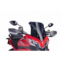 Puig Black Sport windscreen Ducati 1200 Multistrada 13-14