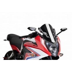 Puig Black Racing Screen Honda CBR 650F