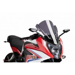 Puig Dark Smoke Touring windscreen Honda CBR 650F
