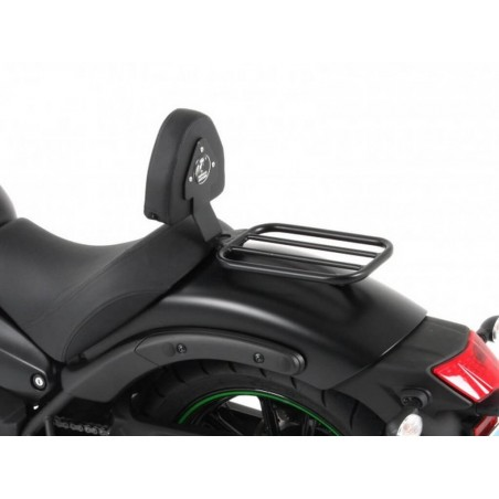 Hepco Becker solo luggage rack with backrest Kawasaki Vulcan S