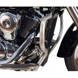 Hepco Becker Chrome engine crash bars Kawasaki VN900