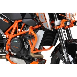 Hepco Becker engine guards crash bars KTM Duke 690