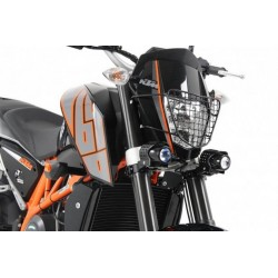 Hepco Becker headlight grill KTM Duke 690