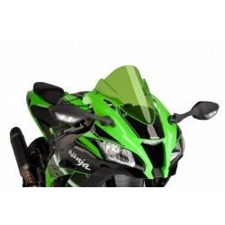 Puig Green Racing Screen Kawasaki ZX10R 2016