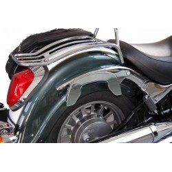 Hepco & Becker C-Bow saddlebags carrier Suzuki C800 Intruder