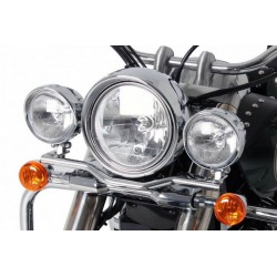 Hepco & Becker twinlight set Suzuki C800 Intruder