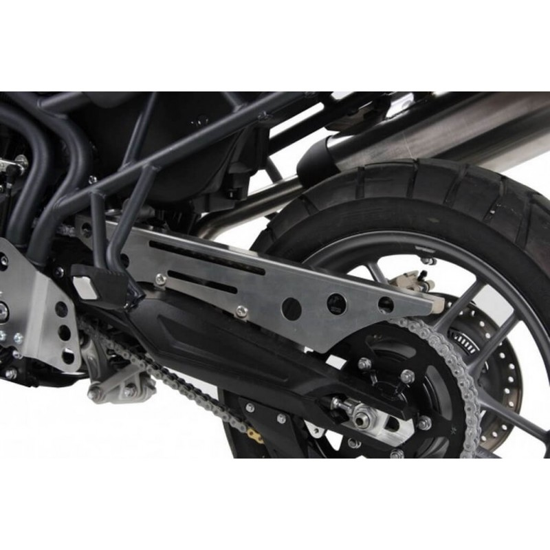 Hepco & Becker chain protection Triumph 800 Tiger X XC