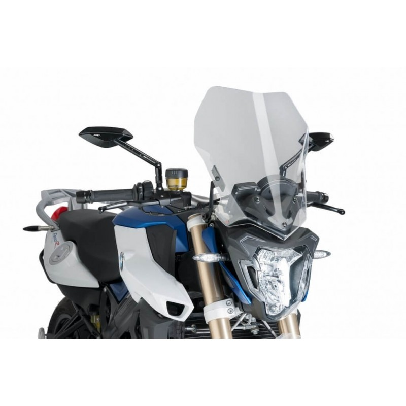 Puig Clear Touring Windscreen BMW F800R 15-