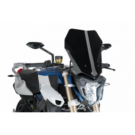 Puig Clear Touring Windscreen BMW F800R 2015