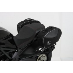 Hepco & Becker Street waterproof side luggages Ducati Diavel