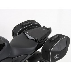 Hepco & Becker Street waterproof side bags Honda CB1000R
